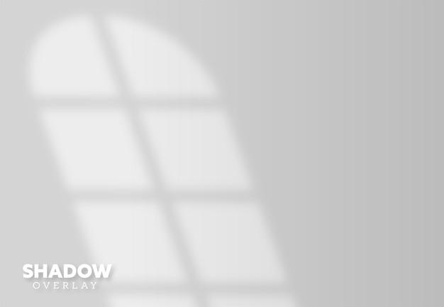 Effet de superposition d'ombre de fenêtre