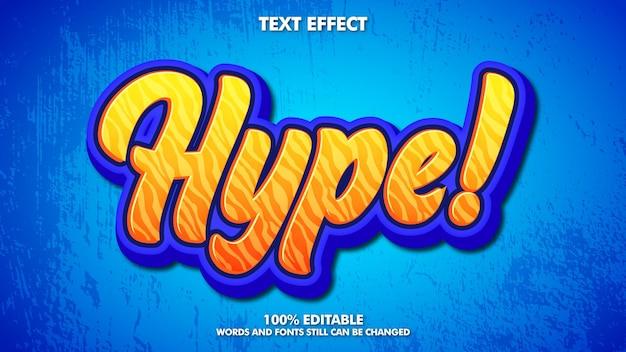 Effet de texte graffiti moderne avec fond de texture grunge