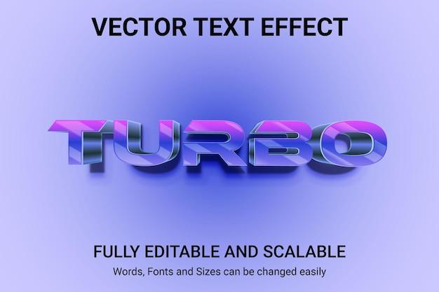 Effet de texte modifiable - style de texte cartoon