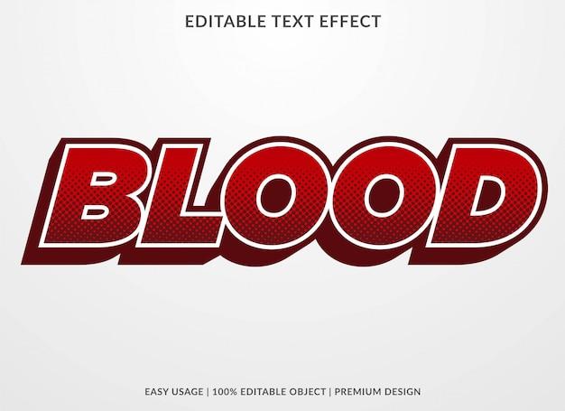 Effet de texte propre 3d