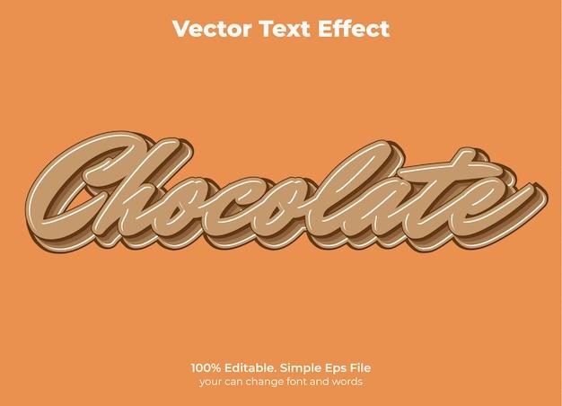 Effet de texte rétro vintage style de texte modifiable des années 60
