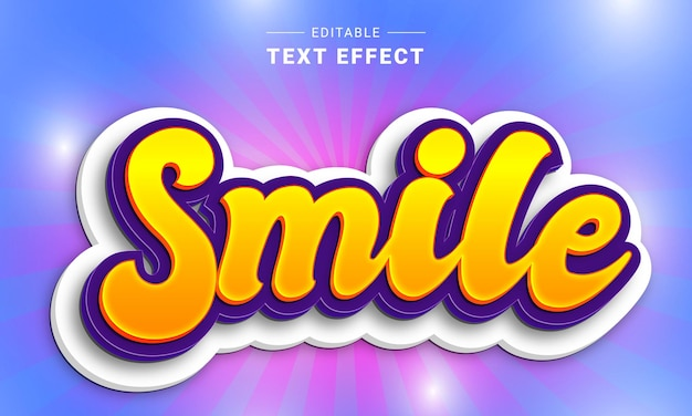 Effet de texte toxique modifiable pour illustrateur