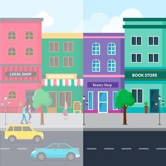 Les effets environnementaux d'hier et d'aujourd'hui en milieu urbain