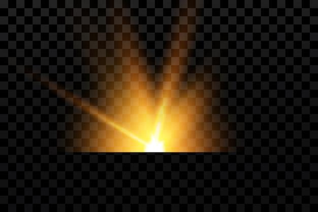 Effets de lumière
