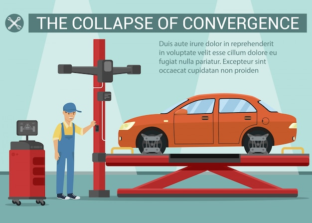Effondrement de la convergence