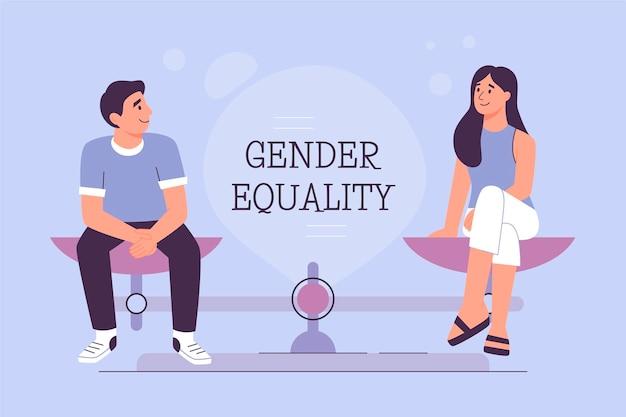 Égalité des sexes