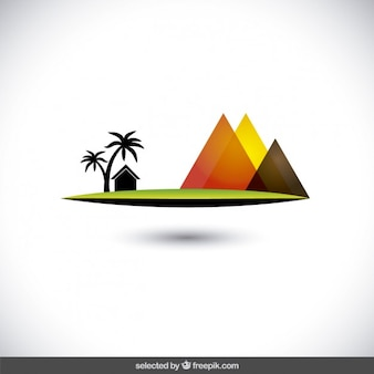 Egypte paysage