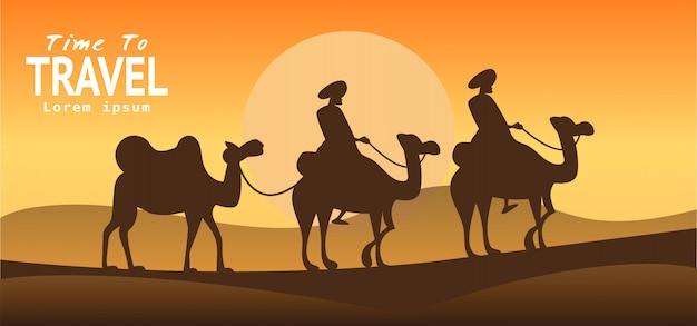 Egypte voyage fond d'écran vacances, bannière, fond