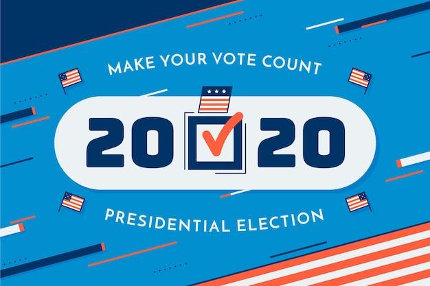 Élection présidentielle américaine 2020