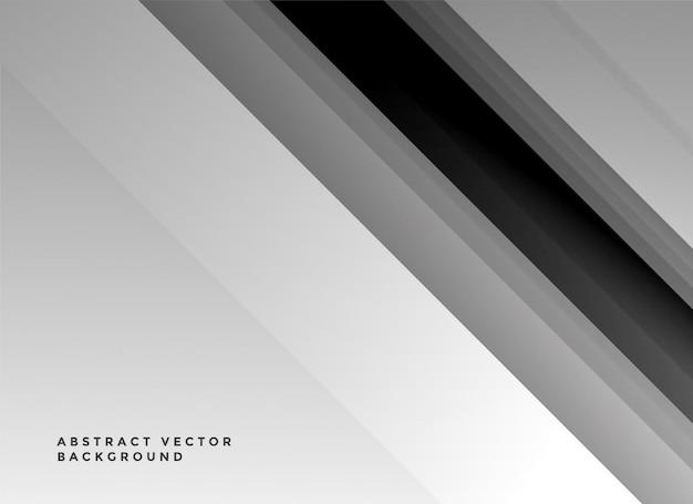 Élégant fond gris dans le style 3d