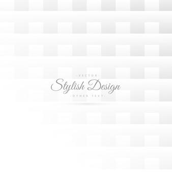 Élégant motif de fond avec un minimum de formes carrées