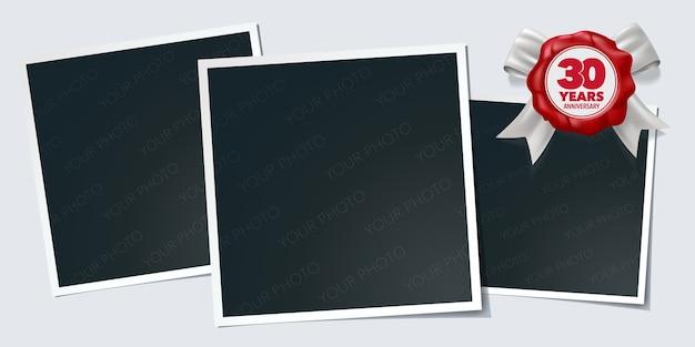 Élément de design pour carte de voeux