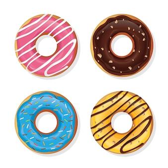 Élément de donut