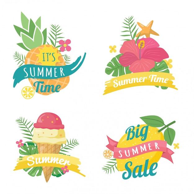 Élément d'été