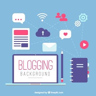 Éléments de blog