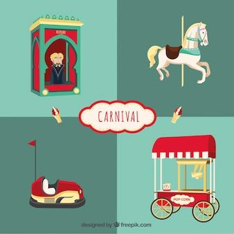 Éléments de carnaval