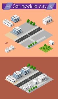 Éléments de conception de paysage urbain