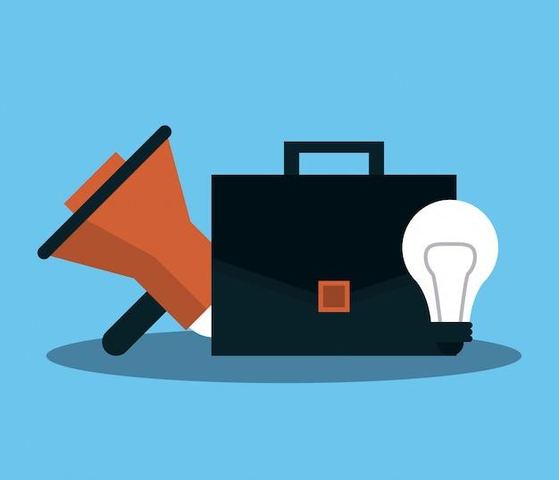 Éléments d'entreprise et de bureau
