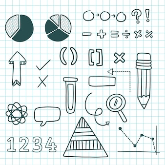 Éléments d'infographie définis pour les classes scolaires