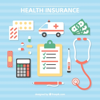 Éléments de santé et outils médicaux