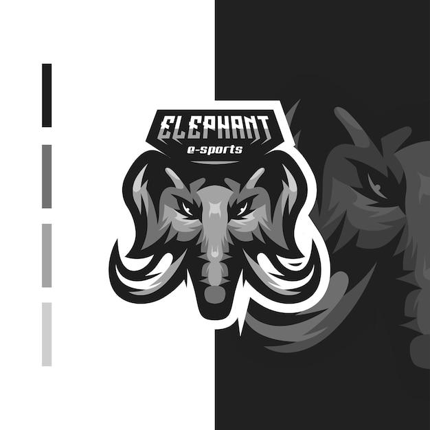 Éléphant esports logo