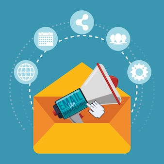 Email marketing et conception de supports de communication