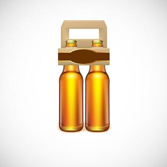 Emballage de bière