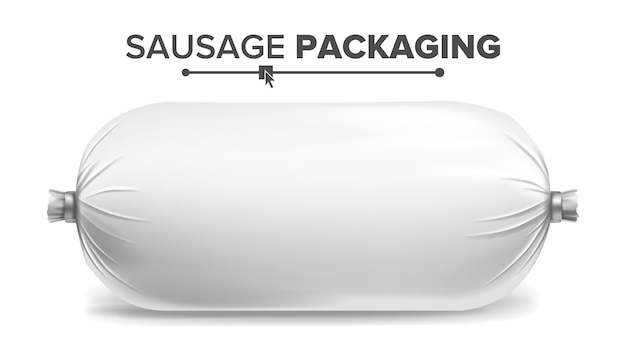 Emballage pour saucisse
