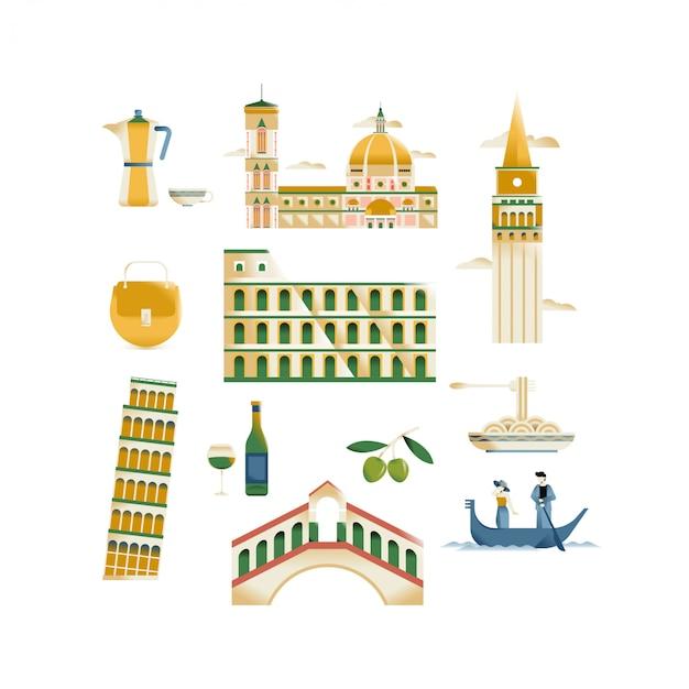 Emblématique de l'italie