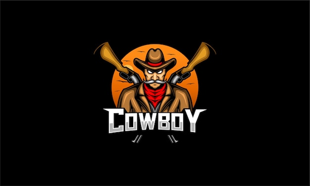 Emblème du logo du shérif