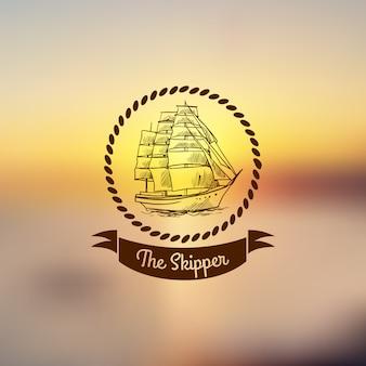 Emblème de navire