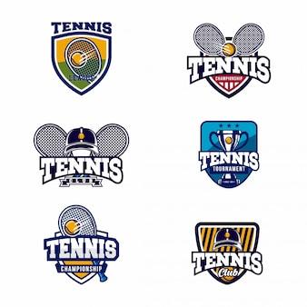 Emblème de tennis