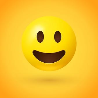 Emoji souriant