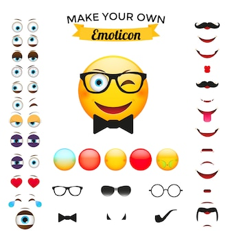 Emoticon constructeur