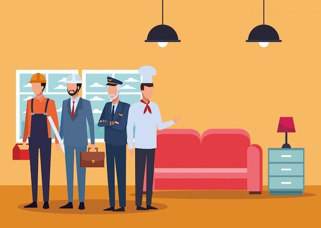 Emplois et professions avatar