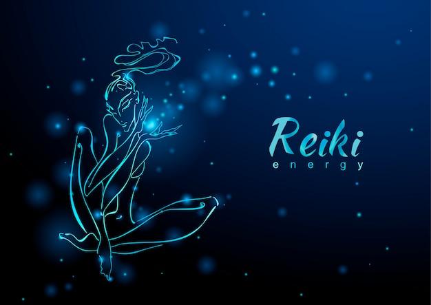 L'énergie du reiki