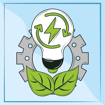 Énergie renouvelable environnemental