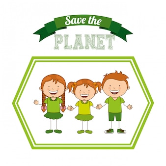 Enfants écologiques