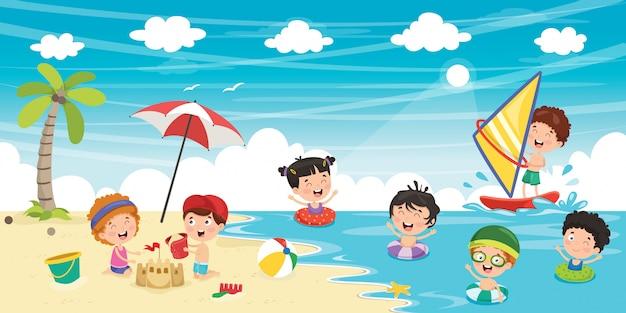 Enfants d'été