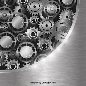Engrenages métalliques
