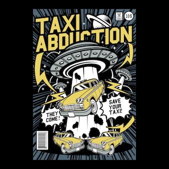 Enlèvement de taxi