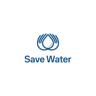 Enregistrer le logo de l'eau
