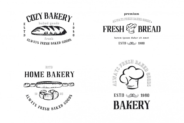 Enseigne de boulangerie