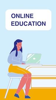 Enseignement en ligne, université