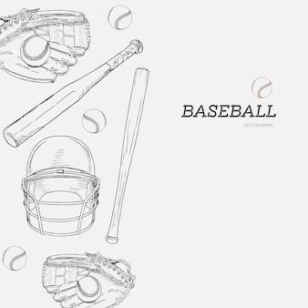 Ensemble de baseball