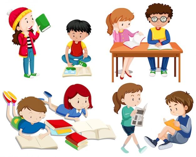Un ensemble de bons étudiants