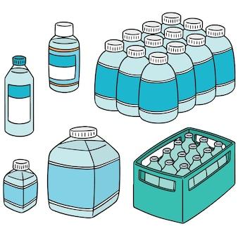Ensemble de bouteilles