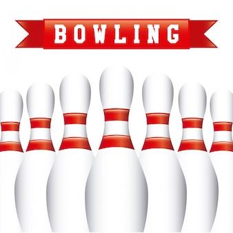 Ensemble de bowling