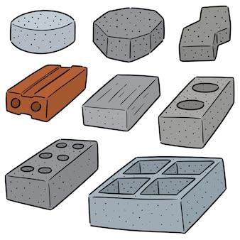 Ensemble de briques