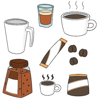 Ensemble de café